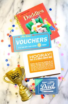 Last Minute Father's Day Gift Ideas & A Giveaway For Dad! ⋆ Brite and Bubbly