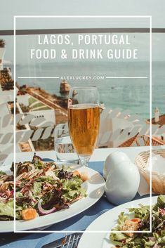 Lagos Food & Drink Guide Where to Eat & Drink in Lagos, Portugal - Luckey Alex Faro Portugal, Visit Portugal, Spain And Portugal, Portugal Vacation, Portugal Travel Guide, Portugal Trip, Best Places In Portugal, Best Places To Eat, Yellowstone Vacation