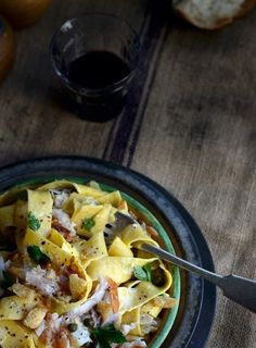 If you adore comforting foods like smoked fish pie or the ever-popular kedgeree, you will love Sarah Tuck's creamy pasta recipe.