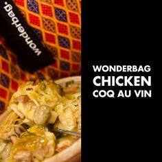 Wonderbag Chicken Cog au vin Recipe