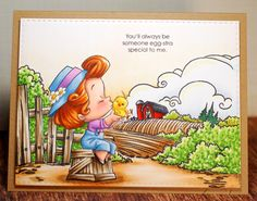 Hello again!   It's a super busy morning for me so I'm going to post and run. This card has been percolating in my brain for quite awhile a...