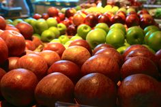 #Apples #Eataly