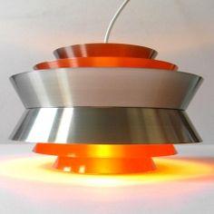 Retro 1960's-1970's Carl Thore multi-layer light