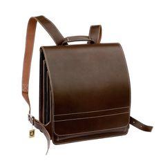 Top affaire ❤❤❤ Payez moins cher ! ❤❤❤ Jahn-Tasche - sac à dos cuir/ cartable cuir modèle 670 marron pour homme et pour femme