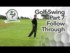 Golf Swing Sequence Part 6 - Extension & Rotation - YouTube