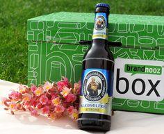 Die perfekte Erfrischung fürs Picknick oder einen Grillabend in der Natur. Und da das Franziskaner alkoholfrei ist, dürfen sich auch Fahrer am zitronigem Geschmack erfreuen!