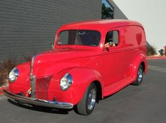 1940 Ford Panel