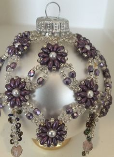 Image result for christmas decorstions with beads