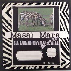 For my future Africa Safari memories :-)