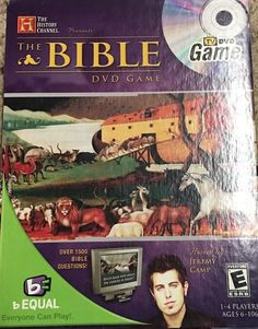 The History Channel Bible DVD Trivia Game Party Jeremy Camp 100% Complete   | eBay