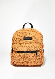 0e13e77a8d Current Mood Reformed Behavior Fleece Backpack