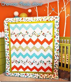 cute quilt and free tutorial!