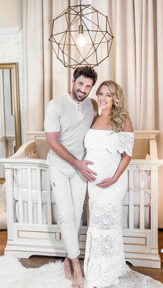 Get a peek inside Peta Murgatroyd and Maksim Chmerkovskiy's incredible nursery for son Shai.