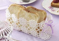 A starched crochet doily pulled together with a satin ribbon makes an elegant bread basket for your table. How To Make Ribbon, Girls Weekend, Health And Fitness Tips, Crochet Doilies, Special Occasion, Diy Crafts, Bread, Ethnic Recipes, Creative