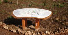 Mesas interpretativas - Incofusta fabrica de madera en Valencia
