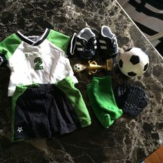 For Sale: American Girl Doll Soccer for $10