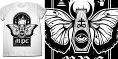 """""""Machete Premium Cuts - Purge"""" t-shirt design by drop"""