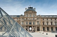 Paris France Louvre French Travel Photography by AlissaEPhotography on Etsy, $35.00 | Home Decor | www.alissaesposito.com