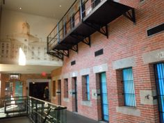 "#Liberty #Hotel, the former ""Suffolk County Jail"" A/K/A ""Charles Street Jail"" in #Boston, MA."