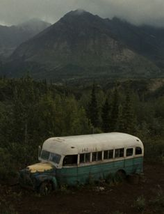 """Magic Bus""- Alaska.- I will visit this bus one day. Guaranteed."