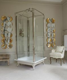 Ribcage Shower Costs Around 500 In The Late 1800 S J L