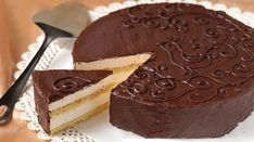 Íme a recept! Hungarian Desserts, Hungarian Recipes, Russian Recipes, Cake Recipes, Dessert Recipes, Czech Recipes, Cake Decorating Videos, Just Cooking, Food Cakes