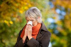 Fall allergies are coming, be prepared.