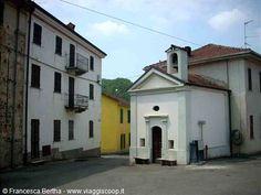 Uno scorcio di Grognardo, Alto Monferrato, Italy