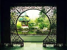 Dr. Sun Yat Sen Chinese Garden, Vancouver (located in Chinatown) ah... inspiration