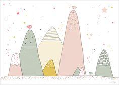 Acheter Déco Murale Nature pour Chambre de Bébé, d'Enfant - Amélie Biggs