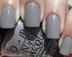 OPI: French Quarter for Your Thoughts