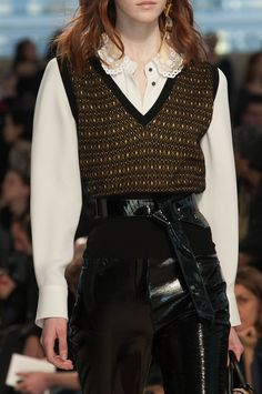 Louis Vuitton at Paris Fall 2014 RTW.