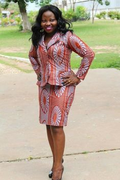 African dress style for office African Dresses For Women, African Men Fashion, African Print Dresses, African Attire, African Fashion Dresses, African Wear, African Women, African Prints, Ghanaian Fashion