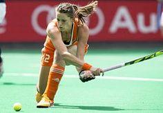 Lidewij Welten is een van mijn favoriete hockeysters.