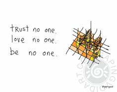 Whern Trust Is Broken | by gapingvoid