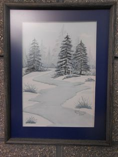 Art for the month of December 2016, by Shirley Thomas