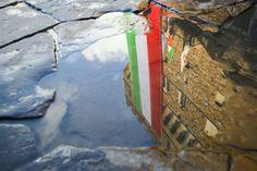 Tricolore Firenze Signoria Che altro.... Leonardo Bianchi Fotografo©LaPresse
