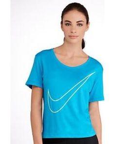 Large Swoosh Short Sleeve T-Shirt