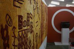 Detalhe de trabalhos expostos no Museu Integrado de Roraima, pequeno museu localizado no interior do Parque Anauá. O local oferece ao visitante um interessante acervo com objetos indígenas e exemplares animais relacionados à Amazônia MAIS Eduardo Vessoni/UOL
