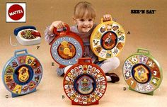 1980s Toys   Pictures of 1980s Toys (in chronological order)