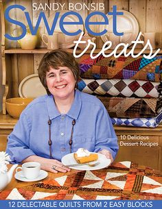 Sweet Treats by Sandy Bonsib 2016