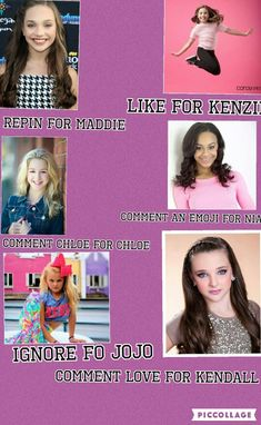 I liked and repinned because I like Kenzie and Kalani, but just needed to post on my board