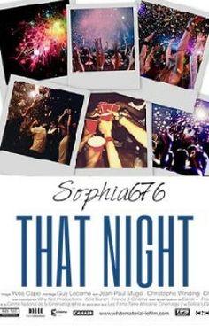 Read That Night #wattpad #fanfiction