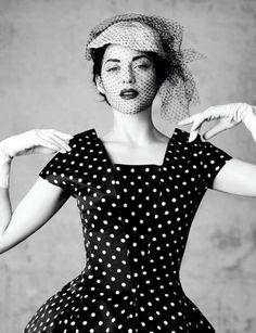Manuel Vera | Marion Cotillard en vintage Dior por Jean-Baptiste Mondino