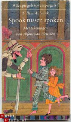 Kinderboekenweek 1980: Spook tussen spoken - Willem Wilmink