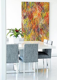 Make a statement in your interior with some expressive Australian Aboriginal artworks!