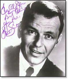 Frank Sinatra - good wishes
