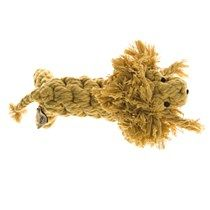 Lion Rope Dog Toy - Mungo & Maud Dog and Cat Outfitters