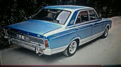 ford 20m