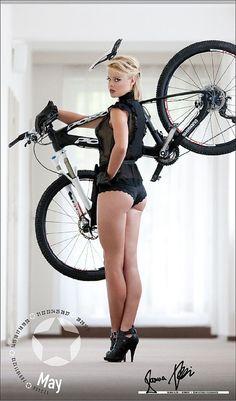 Look at that bike!